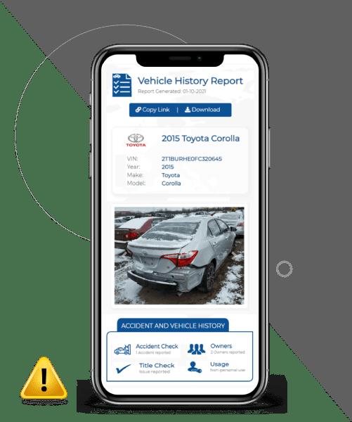 vehicles report